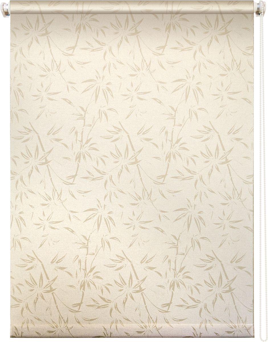 Штора рулонная Уют Афины, цвет: бежевый, 60 х 175 см62.РШТО.8251.060х175Штора рулонная Уют Афины выполнена из прочного полиэстера с обработкой специальным составом, отталкивающим пыль. Ткань не выцветает, обладает отличной цветоустойчивостью и светонепроницаемостью. Штора закрывает не весь оконный проем, а непосредственно само стекло и может фиксироваться в любом положении. Она быстро убирается и надежно защищает от посторонних взглядов. Компактность помогает сэкономить пространство. Универсальная конструкция позволяет крепить штору на раму без сверления, также можно монтировать на стену, потолок, створки, в проем, ниши, на деревянные или пластиковые рамы. В комплект входят регулируемые установочные кронштейны и набор для боковой фиксации шторы. Возможна установка с управлением цепочкой как справа, так и слева. Изделие при желании можно самостоятельно уменьшить. Такая штора станет прекрасным элементом декора окна и гармонично впишется в интерьер любого помещения.