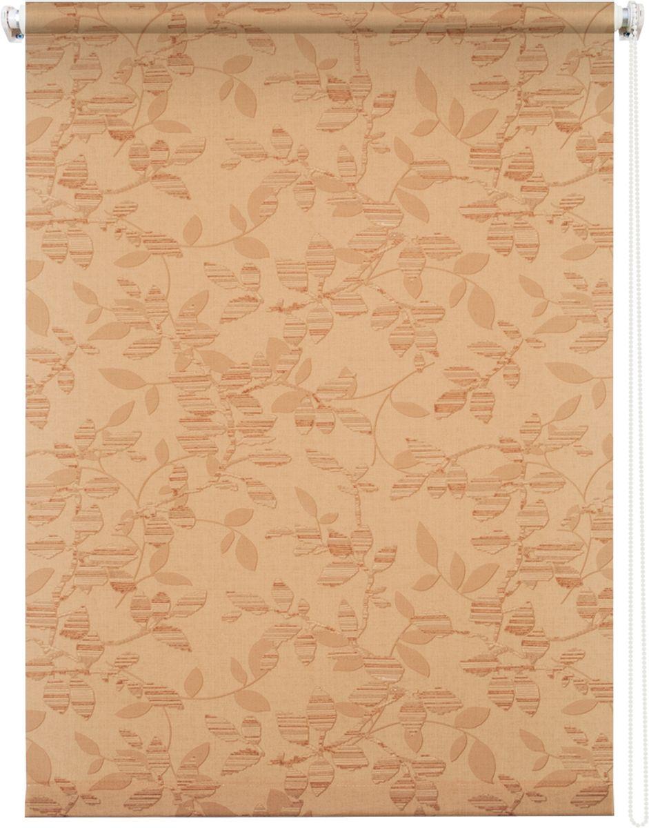 Штора рулонная Уют Тарту, цвет: бежевый, 100 х 175 см62.РШТО.8909.100х175• Защита от посторонних взглядов. • Фиксация в любом положении. • Крепеж: Универсальный (к потолку, к раме, к стене).