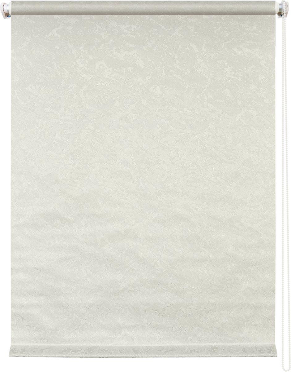 Штора рулонная Уют Фрост, цвет: светло-бежевый, 90 х 175 см62.РШТО.7651.090х175• Защита от посторонних взглядов. • Фиксация в любом положении. • Крепеж: Универсальный (к потолку, к раме, к стене).