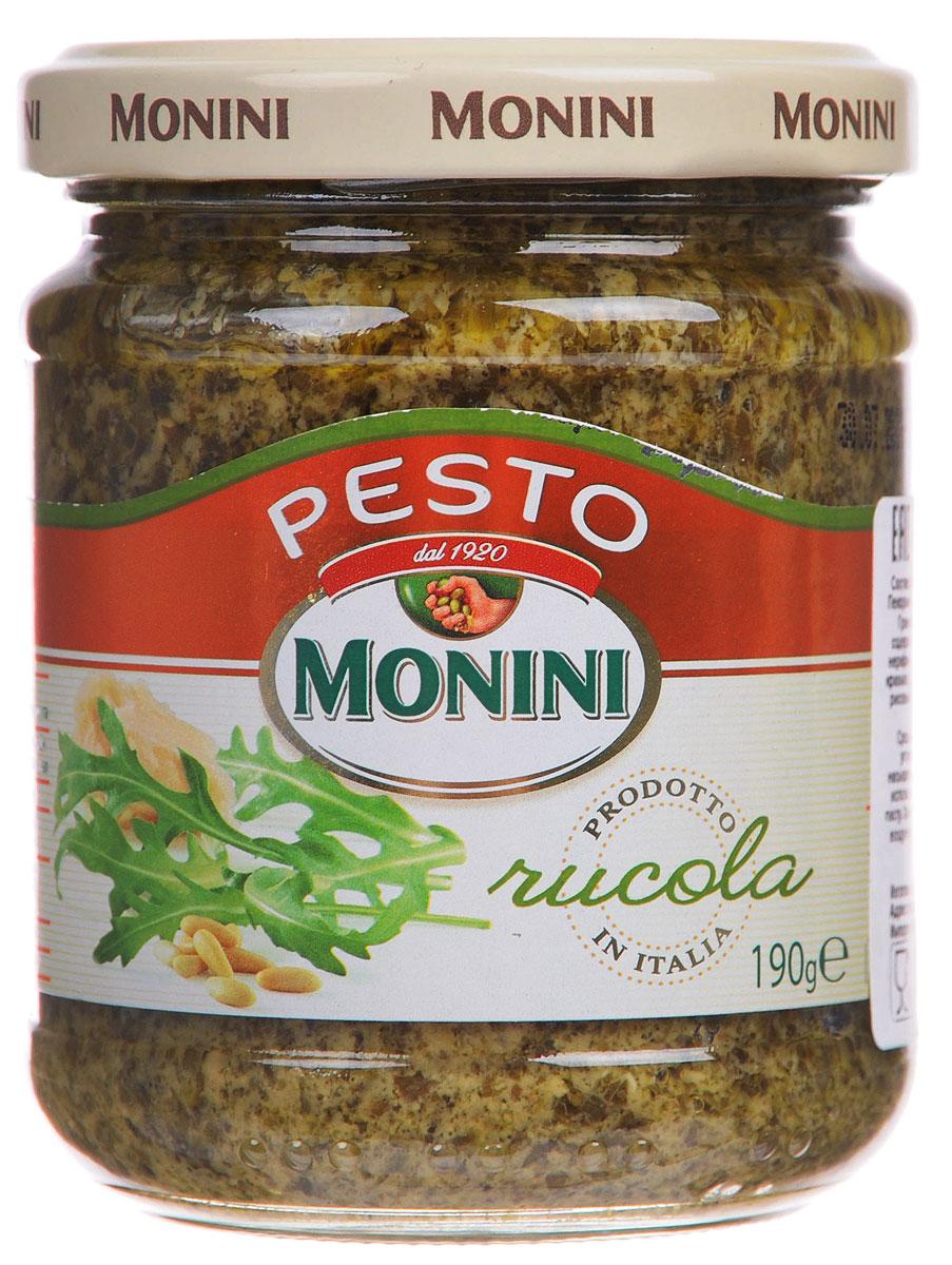 Monini Pesto Alla Rucola соус песто рукола, 190 г 0510011