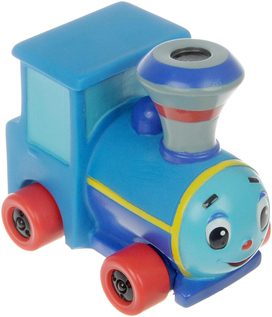 Играем вместе Игрушка для ванной Паровозик из Ромашково6R-WLSИгрушка для ванной Играем вместе Паровозик из Ромашково светится и поет веселую песенку из одноименного мультфильма. Выполнена игрушка очень тщательно и качественно. Герметичный корпус защищает механизм и элементы питания от попадания воды, поэтому ребенок может смело опускать задорную игрушку в воду. Колеса паровозика крутятся. Сделайте вашему малышу такой замечательный подарок!