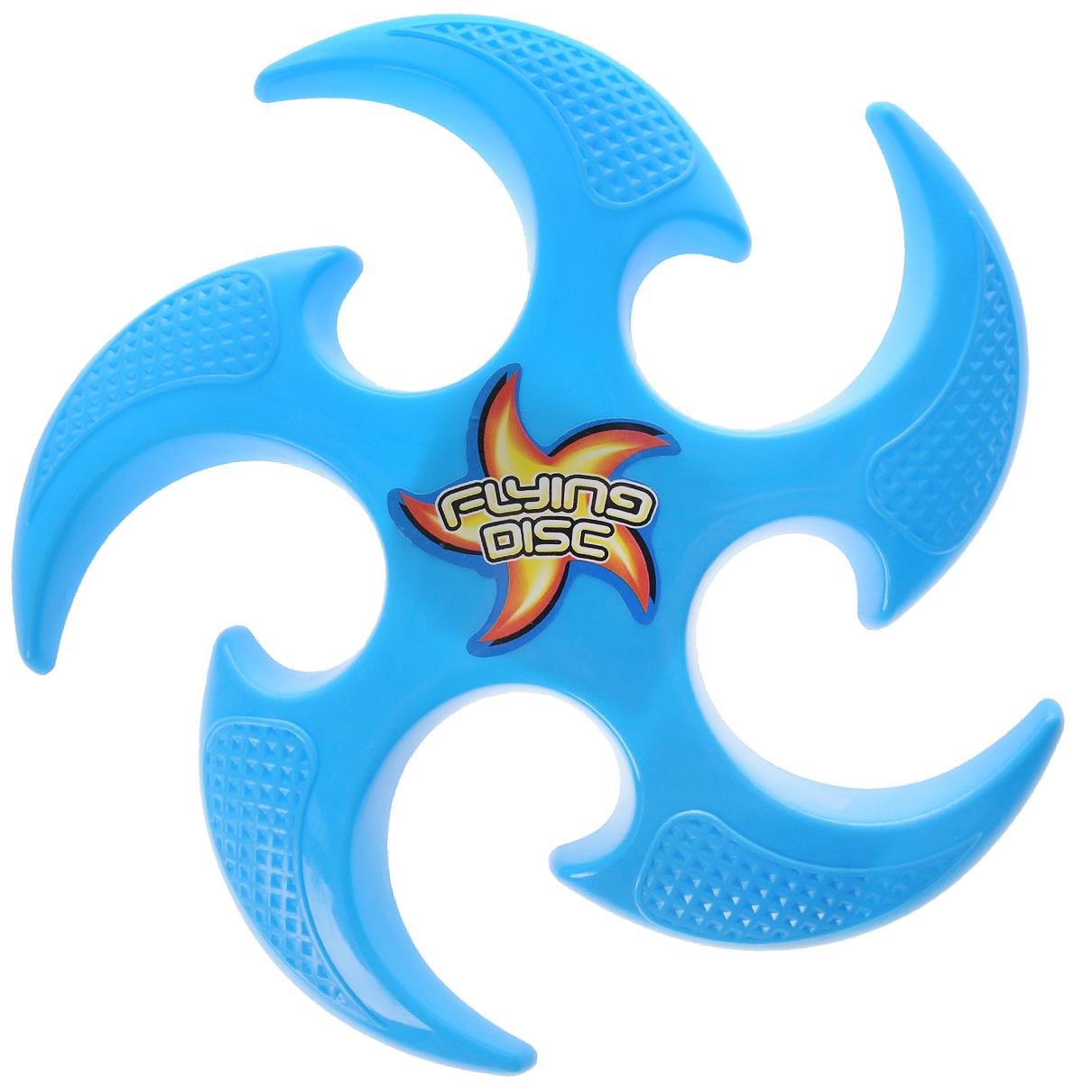 YG Sport Бумеранг цвет голубойYG23JБумеранг YG Sport имеет удивительное свойство - он всегда возвращается в точку броска! Удивите своих друзей и близких! Он прекрасно развивает ловкость, координацию движений и быстроту реакции. А еще, если проявить фантазию, с бумерангом можно продумать различные подвижные игры! Изготовлен бумеранг из прочного и безопасного для ребенка пластика.