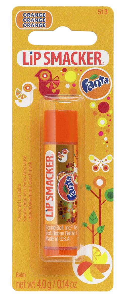 Lip Smacker Бальзам для губ Fanta5754Lip Smacker – это оригинальные блески и бальзамы для губ с самыми разнообразными ароматами. Прекрасно смягчают и увлажняют губы, придавая им сияние.