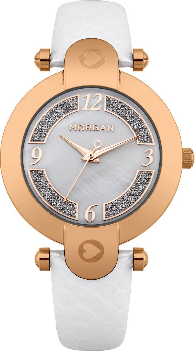 Наручные часы женские Morgan, цвет: золотой. M1134WRGBR