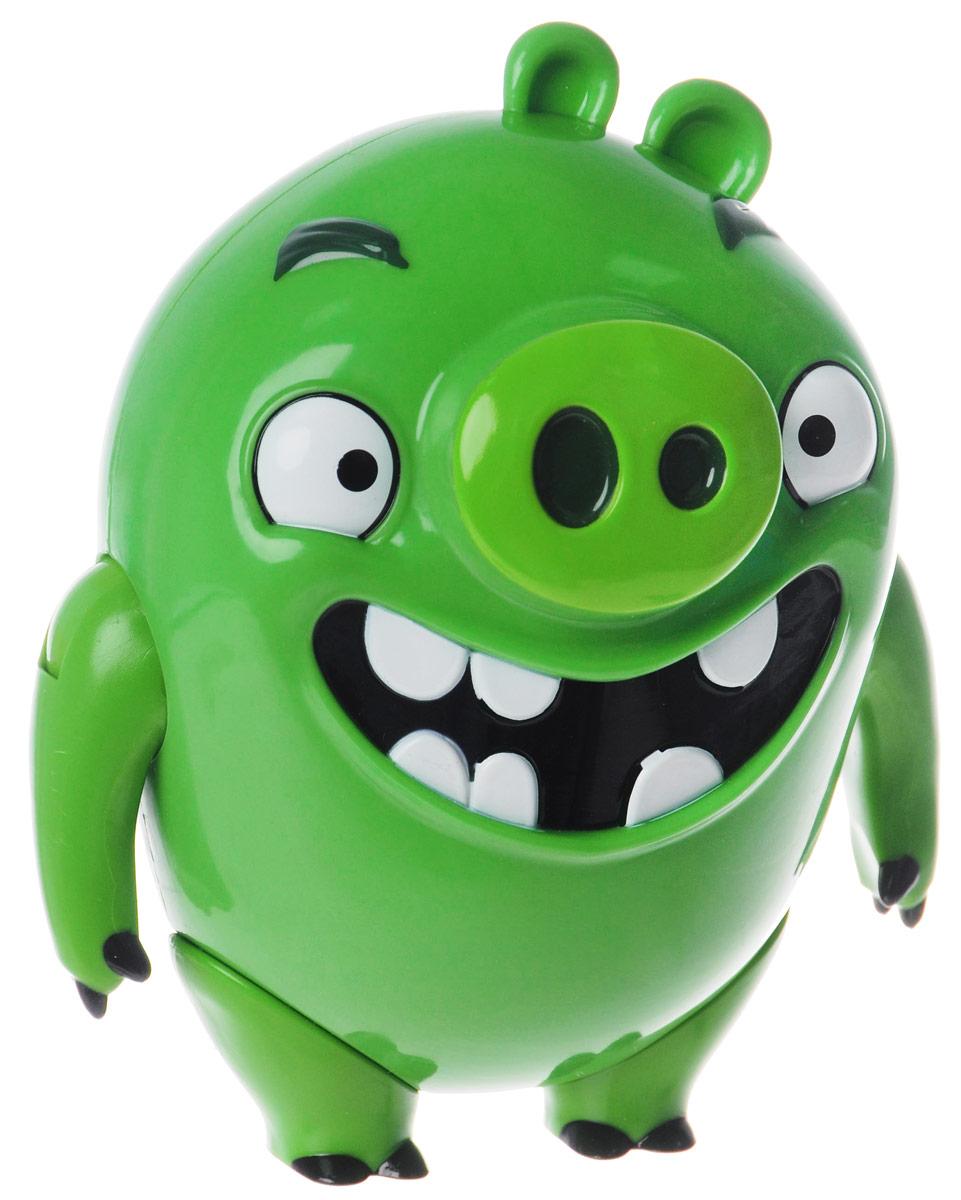 Angry Birds Фигурка озвученная The Pigs90510_The PigsОзвученная фигурка Angry Birds The Pigs создана специально для поклонников серии компьютерных игр Angry Birds. Фигурку со звуковыми эффектами, несомненно, оценят не только дети, но и взрослые. Изготовлена из пластика, ярко окрашена, внешний вид в точности повторяет прототипа из виртуального мира. Фигурка имеет подвижные конечности и произносит звуки и фразы из мультфильма (на английском языке). Порадуйте свое драгоценное чадо столь интересным, занимательным и развлекательным подарком. Рекомендуется докупить 3 батарейки типа LR44 (товар комплектуется демонстрационными).