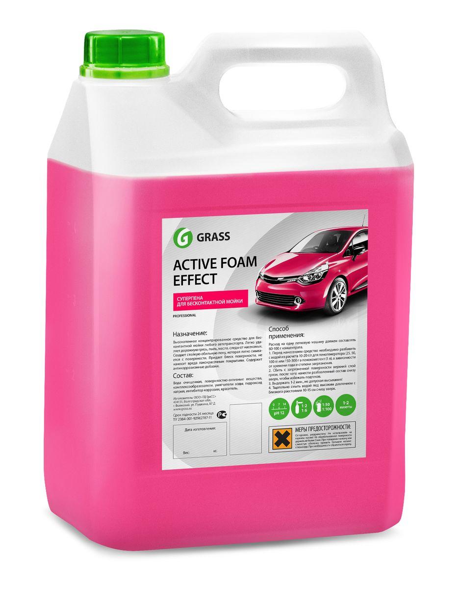 Активная пена Grass Active Foam Effect, 6 кг113111Активная пена Grass Active Foam Effect - это концентрированное, высокопенное, однокомпонентное средство для бесконтактной мойки автомобиля. Без труда удаляет дорожную пыль, грязь, масло, следы от насекомых. Создает стойкую, обильную пену, которая легко смывается с поверхности. Обладает эффектом снежных хлопьев. Придает блеск поверхностям, не наносит вреда лакокрасочным покрытиям. Содержит антикоррозионные добавки. Перед нанесением средство необходимо разбавить с водой из расчета 1:50-1:100 (10-20 г/л) для пеногенератора (25, 50, 100 л) или 1:2-1:6 (150-300 г) в пенокомплект. Товар сертифицирован.