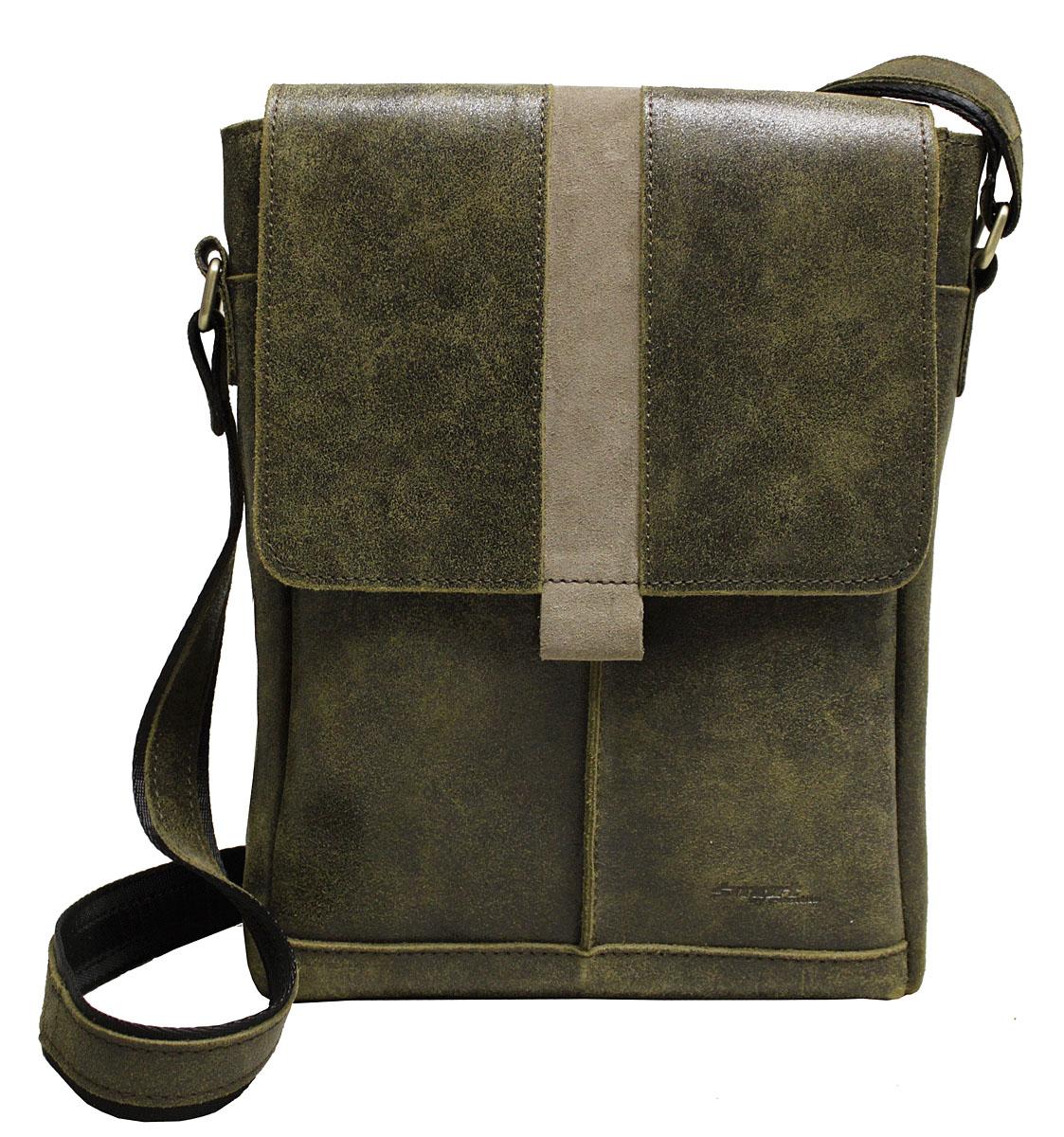 Сумка-планшет молодежная мужская Edmins Smart by Edmins, цвет: зеленый. 13С626КОЗ13С626КОЗДанная коллекция стильной мужской сумки изготовлена из натуральной кожи. Модели конструируются с учетом особенностей эксплуатации и последних тенденций моды. Каждая единица это результат бережной работы с кожей и жесткого контроля качества.