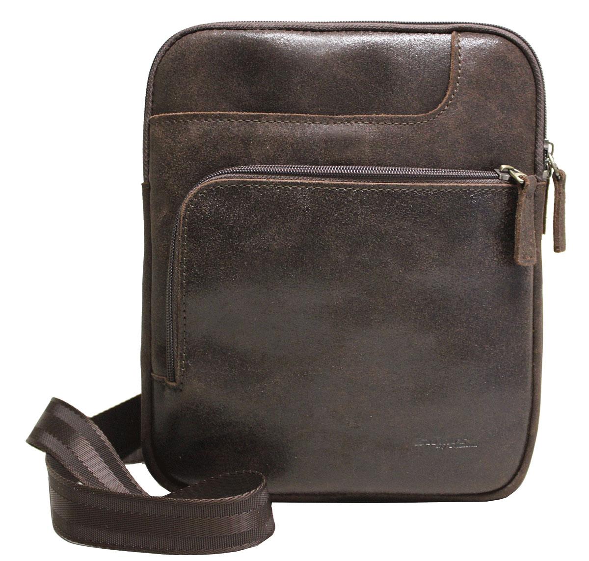 Сумка-планшет мужская Edmins Smart by Edmins, цвет: коричневый. 15С681КЗ15С681КЗМужская сумка Edmins имеет одно отделение, закрывающееся на застежку-молнию. Оснащена регулируемым плечевым ремнем. C тыльной стороны сумки расположен прорезной карман на застежке-молнии. С передней стороны имеется накладной карман на молнии и накладной карман на магните.