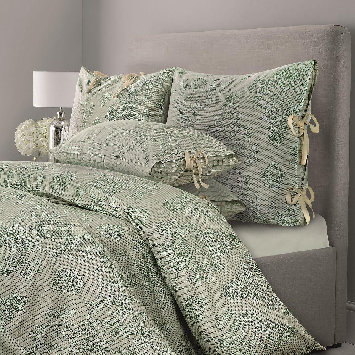 Комплект белья Mona Liza Chalet, семейный, наволочки 70x70, цвет: бархатный серый5760/4Комплекты постельного белья, подушки и одеяла выполнены в современном евростиле. Лаконичность рисунка, сдержанный колорит, элегантность, легкость и благородство — вот основные отличия CHALET. Трендовые полутона действуют расслабляющее и умиротворяюще, Ваш интерьер получится мягким, теплым, «припудренным», в нем будут царить уют и спокойствие.