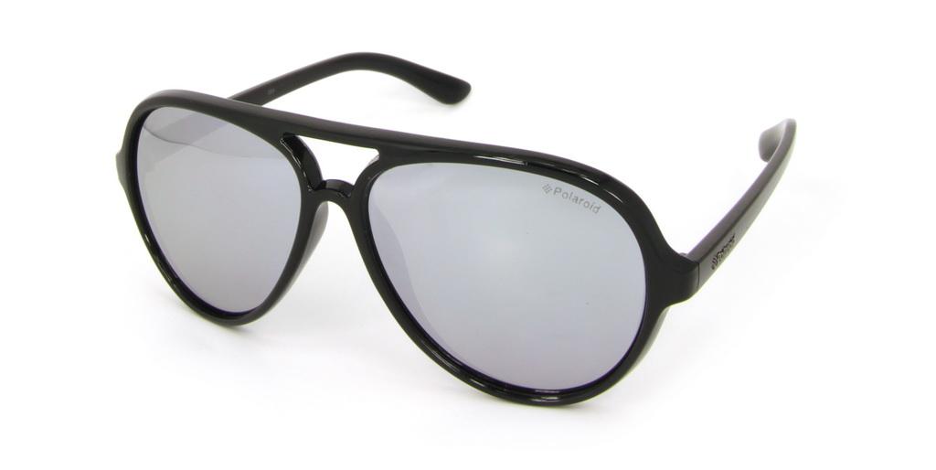 Очки поляризационные Polaroid, цвет: черный, серый металлик. P8401EP8401EПри отражении солнечного света от горизонтальной поверхности – такой, как дорога или вода – часто получается сконцентрированный горизонтально поляризованный свет. Такое явление называется блик. Вертикально поляризованный свет полезен для человеческого глаза. Блики же могут существенно влиять на зрение: ослепляют, ухудшают зрение, снижают его остроту и вызывают раздражение. Поляризованные солнцезащитные очки Polaroid блокируют блики и обеспечивают защиту от ультрафиолета, благодаря им вы сможете видеть лучше и в то же время защищать глаза от вредного излучения. В них используются эксклюзивные линзы UltraSight™, произведенные с использованием инновационной технологии Thermofusion™. Эти высококачественные линзы состоят из девяти слоев для обеспечения полной защиты ваших глаз и возможности видеть все без искажений. Кроме того, это эффектный аксессуар, который наверняка станет изюминкой  вашего индивидуального стиля. Оправа не только красивая, но и прочная, а линзы со временем...