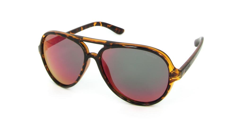 Polaroid очки поляризационные P8401FP8401FПоляризационные солнцезащитные очки Polaroid обеспечивают видение без бликов, 100%-ую защиту от ультрафиолетового излучения, естественные цвета, чистые контрасты и снижение усталости глаз. Все линзы обладают ударопрочными свойствами и стойкостью к царапинам для защиты Ваших глаз. Очки Polaroid - лучшие солнцезащитные очки с поляризационными линзами по доступным ценам.
