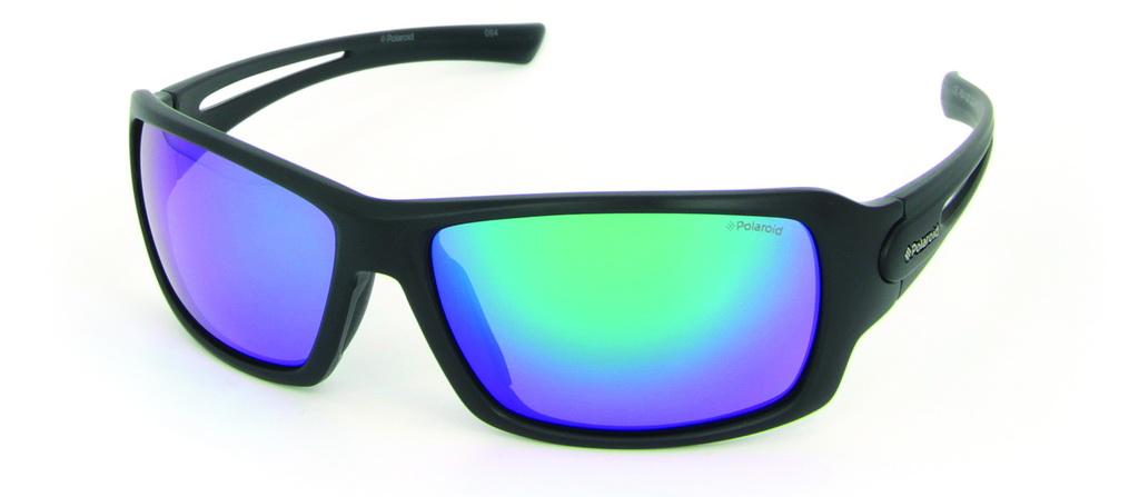 Очки поляризационные Polaroid, цвет: зеленый, черный. P8410DP8410DПри отражении солнечного света от горизонтальной поверхности – такой, как дорога или вода – часто получается сконцентрированный горизонтально поляризованный свет. Такое явление называется блик. Вертикально поляризованный свет полезен для человеческого глаза. Блики же могут существенно влиять на зрение: ослепляют, ухудшают зрение, снижают его остроту и вызывают раздражение. Поляризованные солнцезащитные очки Polaroid блокируют блики и обеспечивают защиту от ультрафиолета, благодаря им вы сможете видеть лучше и в то же время защищать глаза от вредного излучения. В них используются эксклюзивные линзы UltraSight™, произведенные с использованием инновационной технологии Thermofusion™. Эти высококачественные линзы состоят из девяти слоев для обеспечения полной защиты ваших глаз и возможности видеть все без искажений. Кроме того, это эффектный аксессуар, который наверняка станет изюминкой  вашего индивидуального стиля. Оправа не только красивая, но и прочная, а линзы со временем...