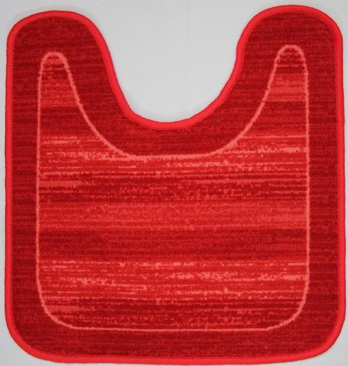 Коврик для ванной MAC Carpet Розетта, цвет: красный, 57 х 60 см14958/крКоврики из нейлона на резиновой основе с успехом применяются в ванных комнатах ,где необходима защита от влаги.Нейлон обеспечивает повышенную износостойкость и простоту в уходе.