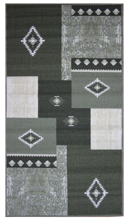 Коврик для ванной MAC Carpet Розетта, цвет: зеленый, 80 х 150 см21329/зелКоврики из нейлона на резиновой основе с успехом могут применяться как в ванных комнатах ,так и во всех других помещениях,где необходима защита от влаги.Нейлон обеспечивает повышенную износостойкость и простоту в уходе.