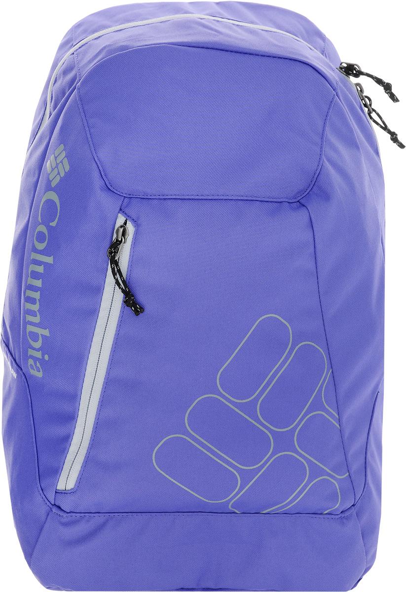 Рюкзак городской Columbia Quickdraw Daypack, цвет: сиреневый. 1587591-5461587591-546