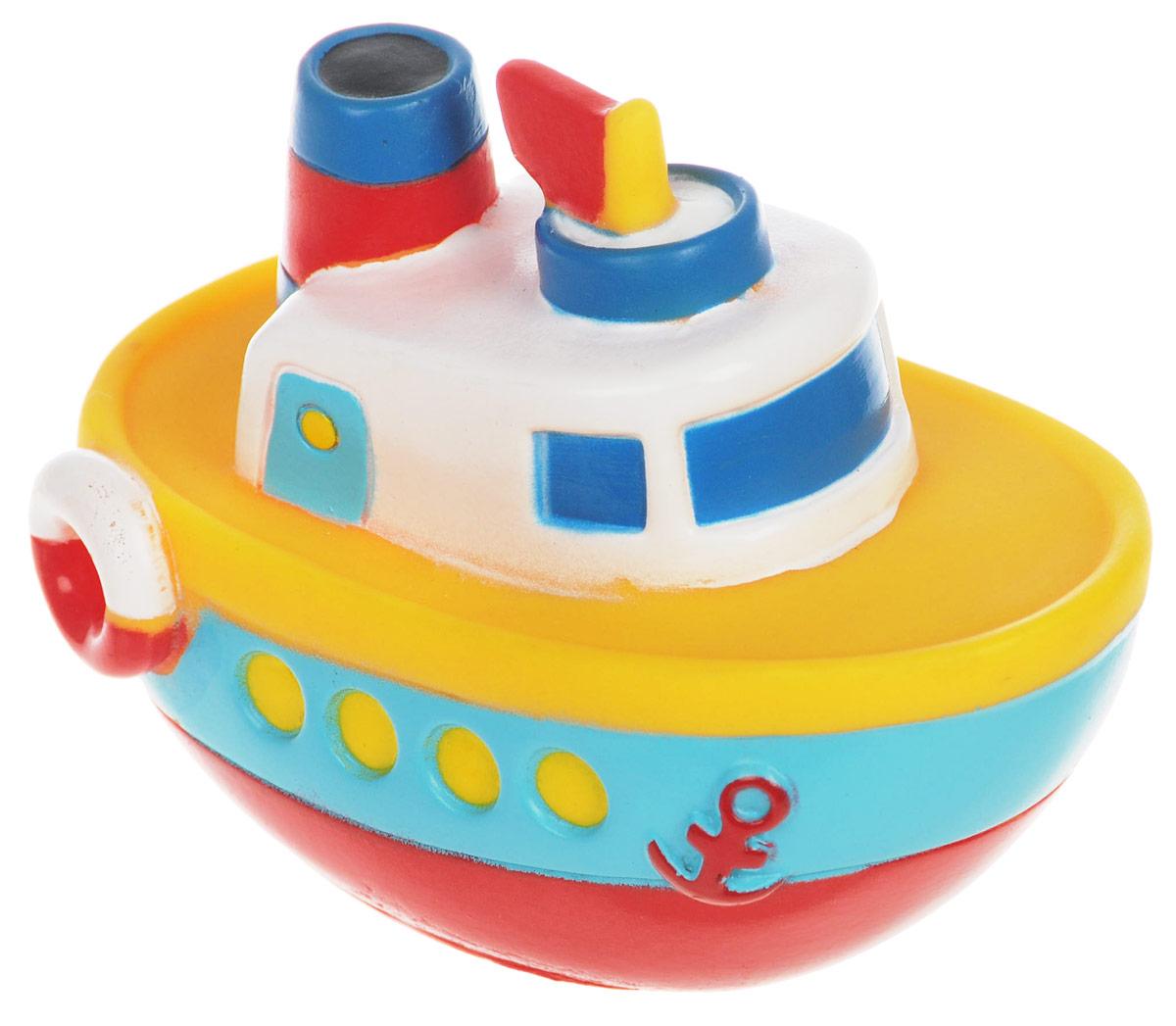 Играем вместе Игрушка для ванной Кораблик20R-LSИгрушка для ванной Играем вместе Кораблик светится и поет веселую песенку на стихи Агнии Барто. Выполнена игрушка очень тщательно и качественно. Герметичный корпус защищает механизм и элементы питания от попадания воды, поэтому ребенок может смело опускать задорную игрушку в воду. Сделайте вашему малышу такой замечательный подарок!