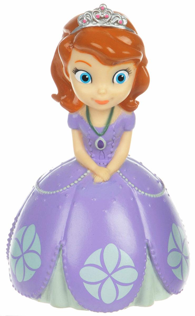 Играем вместе Игрушка для ванной Принцесса София10BLSИгрушка для ванной Играем вместе Принцесса София обязательно понравится вашей малышке и превратит купание в веселый и увлекательный процесс. Игрушка выполнена в виде диснеевской принцессы Софии. При нажатии на игрушку раздается громкий писк. Игрушка способствует развитию внимательности, мелкой моторики рук, воображения, зрительного восприятия.