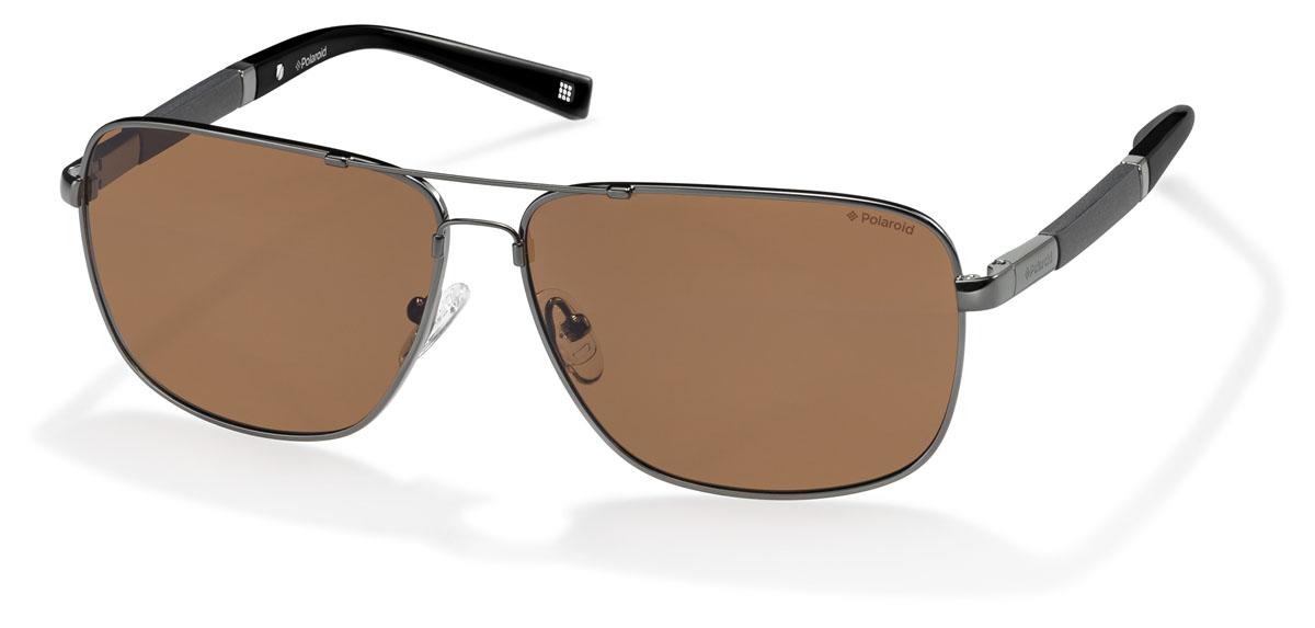 Polaroid очки поляризационные PLD2001.S.KJ1.HEPLD2001.S.KJ1.HEПоляризационные солнцезащитные очки Polaroid обеспечивают видение без бликов, 100%-ую защиту от ультрафиолетового излучения, естественные цвета, чистые контрасты и снижение усталости глаз. Все линзы обладают ударопрочными свойствами и стойкостью к царапинам для защиты Ваших глаз. Очки Polaroid - лучшие солнцезащитные очки с поляризационными линзами по доступным ценам.