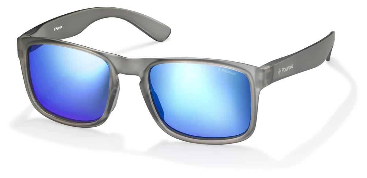 Очки поляризационные Polaroid, цвет: серый, синий. PLD3003.S.PHP.JYPLD3003.S.PHP.JYПри отражении солнечного света от горизонтальной поверхности – такой, как дорога или вода – часто получается сконцентрированный горизонтально поляризованный свет. Такое явление называется блик. Вертикально поляризованный свет полезен для человеческого глаза. Блики же могут существенно влиять на зрение: ослепляют, ухудшают зрение, снижают его остроту и вызывают раздражение. Поляризованные солнцезащитные очки Polaroid блокируют блики и обеспечивают защиту от ультрафиолета, благодаря им вы сможете видеть лучше и в то же время защищать глаза от вредного излучения. В них используются эксклюзивные линзы UltraSight™, произведенные с использованием инновационной технологии Thermofusion™. Эти высококачественные линзы состоят из девяти слоев для обеспечения полной защиты ваших глаз и возможности видеть все без искажений. Кроме того, это эффектный аксессуар, который наверняка станет изюминкой  вашего индивидуального стиля. Оправа не только красивая, но и прочная, а линзы со временем...