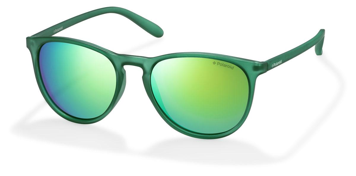 Очки поляризационные Polaroid, цвет: зеленый. PLD6003.S.PVJ.K7PLD6003.S.PVJ.K7При отражении солнечного света от горизонтальной поверхности – такой, как дорога или вода – часто получается сконцентрированный горизонтально поляризованный свет. Такое явление называется блик. Вертикально поляризованный свет полезен для человеческого глаза. Блики же могут существенно влиять на зрение: ослепляют, ухудшают зрение, снижают его остроту и вызывают раздражение. Поляризованные солнцезащитные очки Polaroid блокируют блики и обеспечивают защиту от ультрафиолета, благодаря им вы сможете видеть лучше и в то же время защищать глаза от вредного излучения. В них используются эксклюзивные линзы UltraSight™, произведенные с использованием инновационной технологии Thermofusion™. Эти высококачественные линзы состоят из девяти слоев для обеспечения полной защиты ваших глаз и возможности видеть все без искажений. Кроме того, это эффектный аксессуар, который наверняка станет изюминкой  вашего индивидуального стиля. Оправа не только красивая, но и прочная, а линзы со временем...