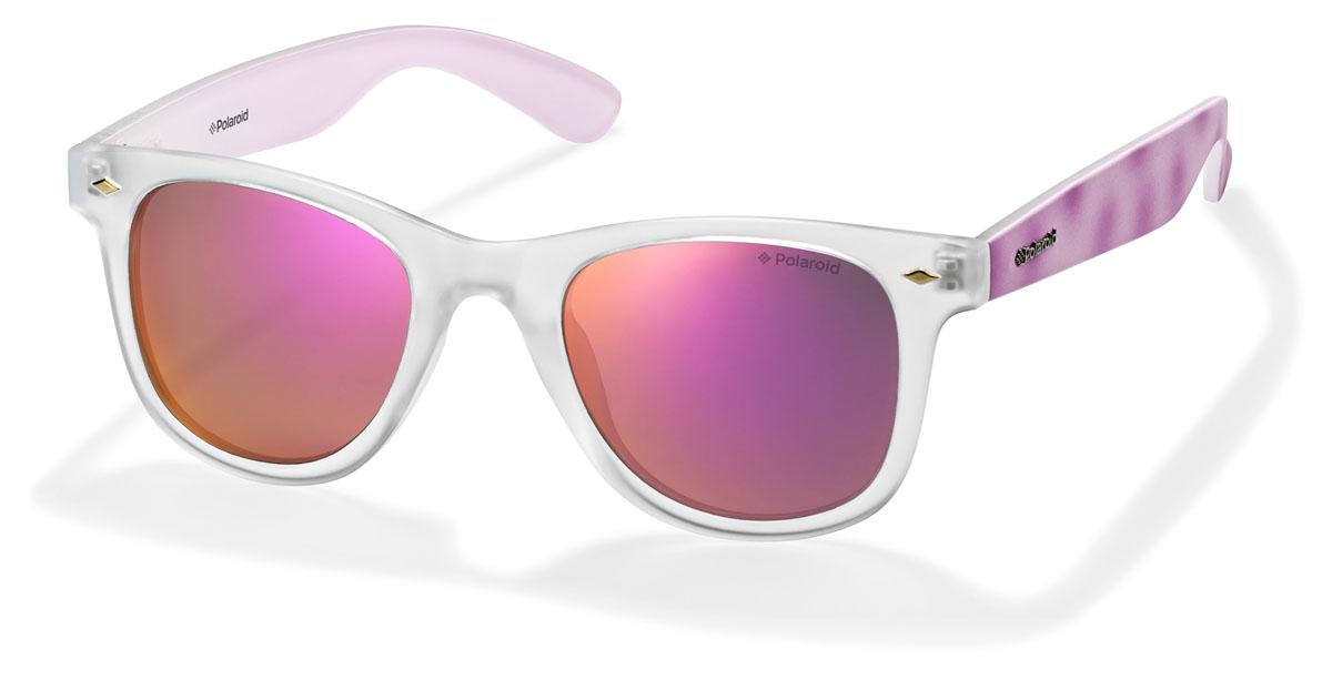 Polaroid очки поляризационные PLD6009.S.M.RFV.AIPLD6009.S.M.RFV.AIПоляризационные солнцезащитные очки Polaroid обеспечивают видение без бликов, 100%-ую защиту от ультрафиолетового излучения, естественные цвета, чистые контрасты и снижение усталости глаз. Все линзы обладают ударопрочными свойствами и стойкостью к царапинам для защиты Ваших глаз. Очки Polaroid - лучшие солнцезащитные очки с поляризационными линзами по доступным ценам.