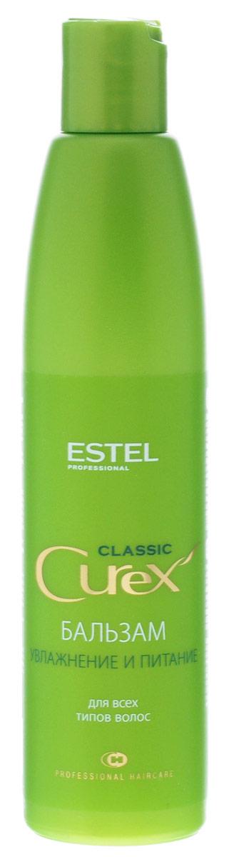 Estel Curex Classic Бальзам Увлажнение и Питание для ежедневного применения 250 млCU250/B16Estel Curex Classic Бальзам Увлажнение и Питание обеспечивает интенсивное увлажнение и уход за волосами. Пантенол, витамин Е и масло авокадо питают и восстанавливают структуру волос, делают их мягкими, шелковистыми и блестящими. Хорошо кондиционирует волосы. Результат: легкость расчесывания, мягкость, шелковистость и блеск волос.