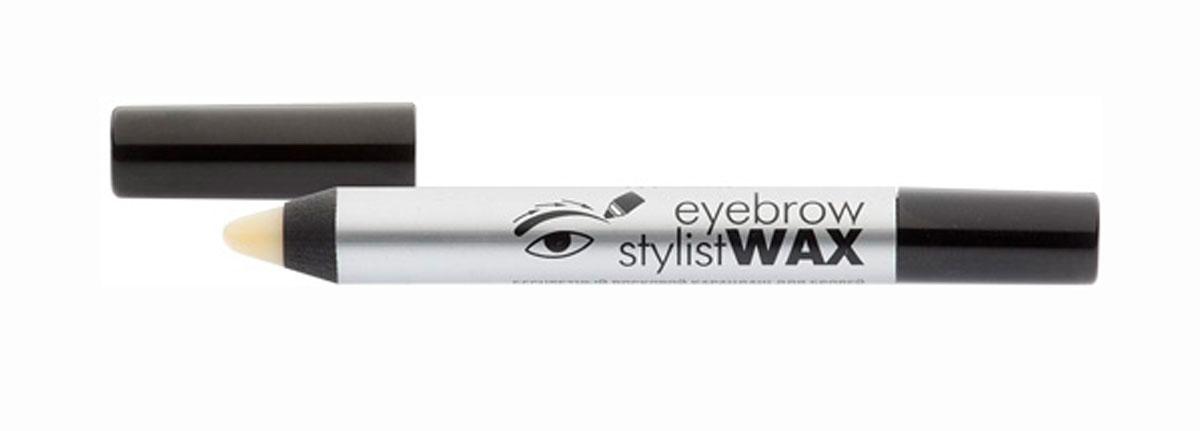 Eva Mosaic Бесцветный восковой карандаш для бровей Eyebrow Stylist Wax772823Фиксирующий карандаш для придания идеальной формы бровям. Имеет прозрачную, нелипкую текстуру. Предназначен как для закрепления формы бровей, так и для фиксации оттенка после нанесения цветного карандаша. Легкое и точное нанесение одним движением.