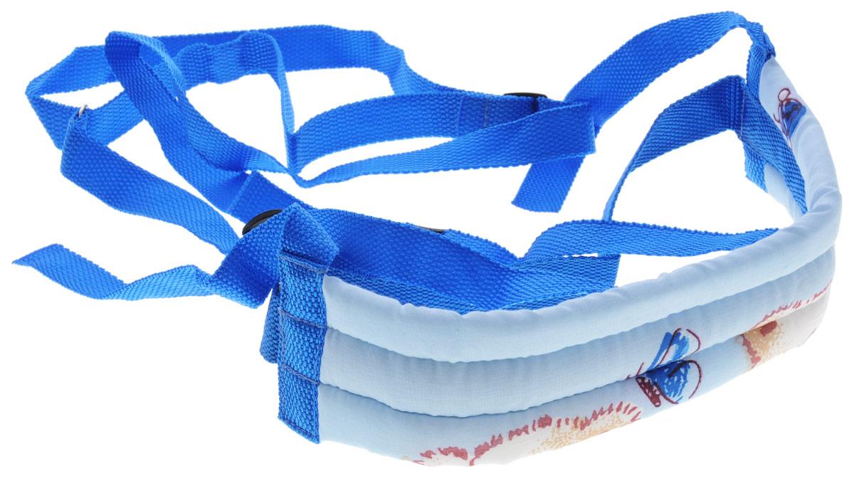 Фея Поводок детский цвет голубой 5533_голубой