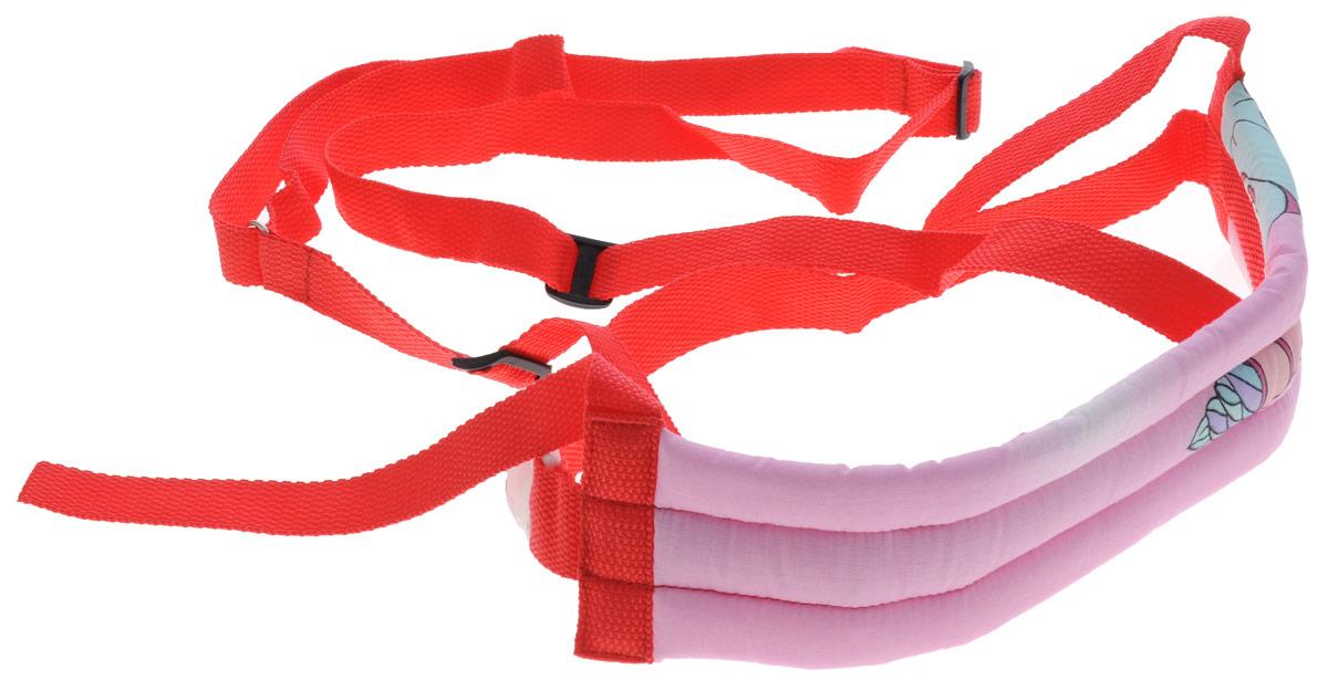 Фея Поводок детский цвет розовый 5533