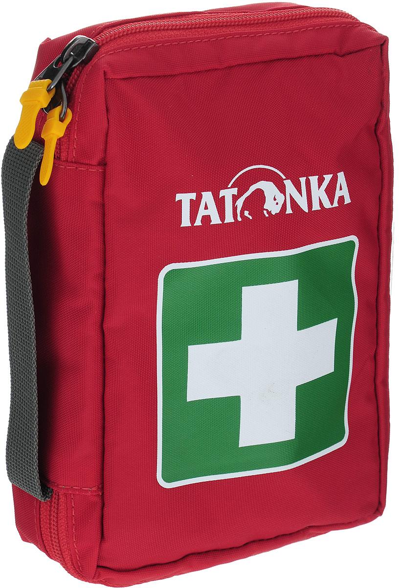Сумка для медикаментов (аптечка) Tatonka First Aid S, цвет: красный. 2810.0152810.015