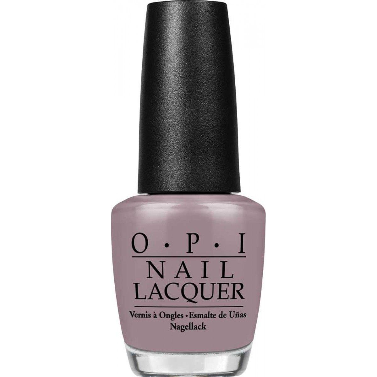 OPI Лак для ногтей Taupe-less Beach, 15 млNLA61Лак для ногтей OPI быстросохнущий, содержит натуральный шелк и аминокислоты. Увлажняет и ухаживает за ногтями. Форма флакона, колпачка и кисти специально разработаны для удобного использования и запатентованы.