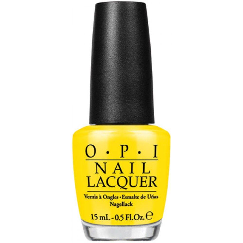 OPI Лак для ногтей I Just Can't Cope-acabana, 15 мл