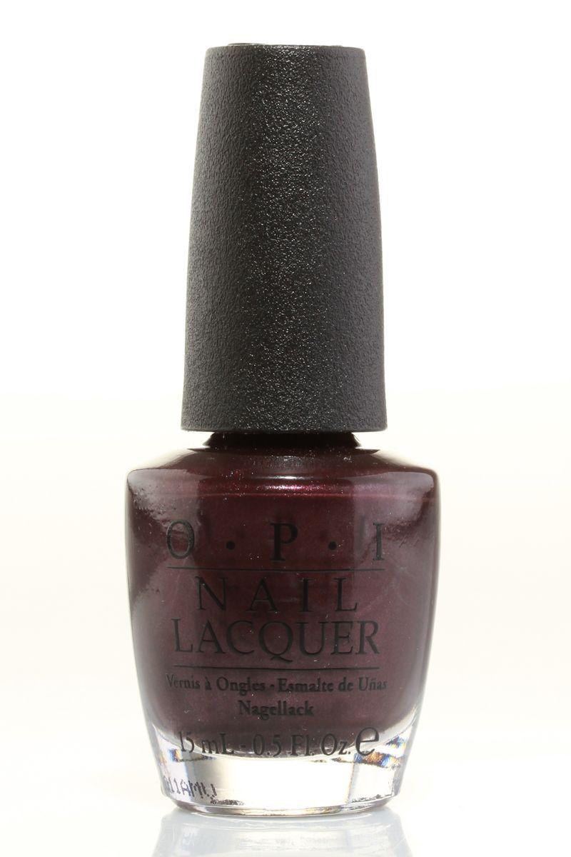 OPI Лак для ногтей Vampsterdam, 15 млNLH63Лак для ногтей OPI быстросохнущий, содержит натуральный шелк и аминокислоты. Увлажняет и ухаживает за ногтями. Форма флакона, колпачка и кисти специально разработаны для удобного использования и запатентованы.