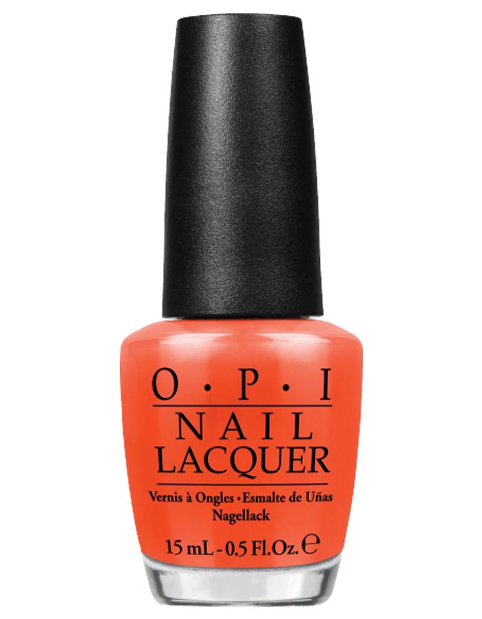 OPI Лак для ногтей Juice Bar Hopping, 15 млNLN35Лак для ногтей OPI быстросохнущий, содержит натуральный шелк и аминокислоты. Увлажняет и ухаживает за ногтями. Форма флакона, колпачка и кисти специально разработаны для удобного использования и запатентованы.