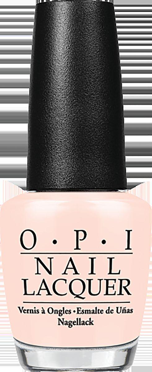 OPI Лак для ногтей Sweet Heart, 15 млNLS96Лак для ногтей OPI быстросохнущий, содержит натуральный шелк и аминокислоты. Увлажняет и ухаживает за ногтями. Форма флакона, колпачка и кисти специально разработаны для удобного использования и запатентованы.