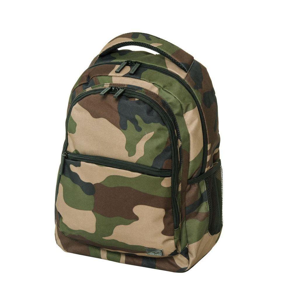 Walker Школьный ранец Base Classic Cool Camo42264/121Уплотненная спинка и лямки помогают лучше распределить нагрузку и сохранить форму рюкзака независимо от его наполнения.