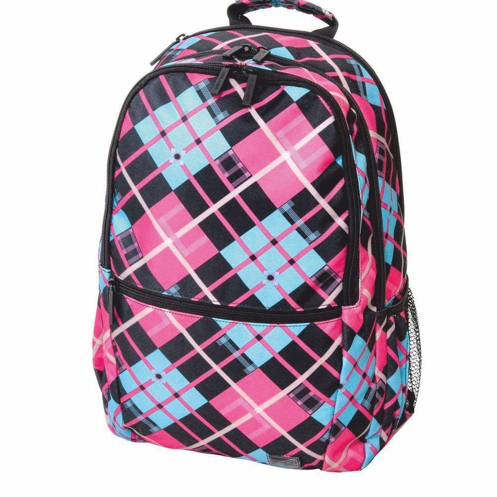 Walker Школьный ранец Snap Classic Crazy Checked42134/120Уплотненная спинка и лямки помогают лучше распределить нагрузку и сохранить форму рюкзака независимо от его наполнения.