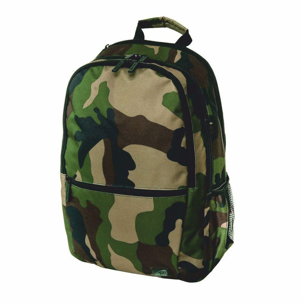 Walker Школьный ранец Snap Classic Cool Camo42134/121Уплотненная спинка и лямки помогают лучше распределить нагрузку и сохранить форму рюкзака независимо от его наполнения.