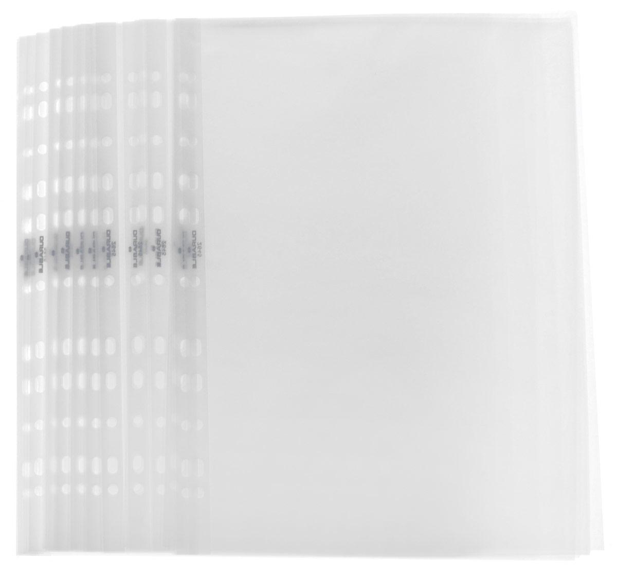 Durable Файл-вкладыш с перфорацией цвет прозрачный 50 шт 2645-192645-19Файл-вкладыш Durable отлично подойдет для подшивки документов в архивные папки без перфорирования дыроколом. Выполнен из особо прочного материала, предназначен для документов формата А4 и А4+. Файл вмещает до 40 листов, имеет прочный шов. Мультиперфорация совместима с папками на 2 и 4 кольцах. В упаковке 50 файлов-вкладышей.