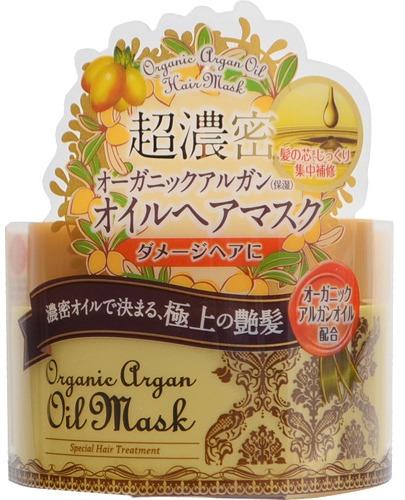 Momotani Маска для волос с маслом арганы 170 г707094Маска содержит натуральное марокканское масло арганы, которое превосходно удерживает влагу в волосах, обволакивает секущиеся кончики, восстанавливает изнутри ломкие и поврежденные волосы. Средство смягчает жесткие волосы и придает им блеск. Активные компоненты: Масло арганы - натуральный продукт для ухода за волосами. Его состав уникален и включает антиоксиданты, антибиотики и витамины А, Е, F, порядка 80 % полезных жирных кислот, которые интенсивно препятствуют старению волос. Масло защищает волосы от негативного воздействия окружающей среды, усиливает рост волос, восстанавливает их структуру, питает, делает волосы сильными, послушными, шелковистыми. Масла Ши и пенника лугового придают волосам гладкость и увлажняют их изнутри. Кератин восстанавливает и укрепляет поврежденные волосы. Гидролизованный шелк увлажняет волосы и кожу головы, улучшает структуру волоса, придавая ему гладкость, эластичность и блеск. Маска восстанавливает волосы от корней до самых кончиков и...