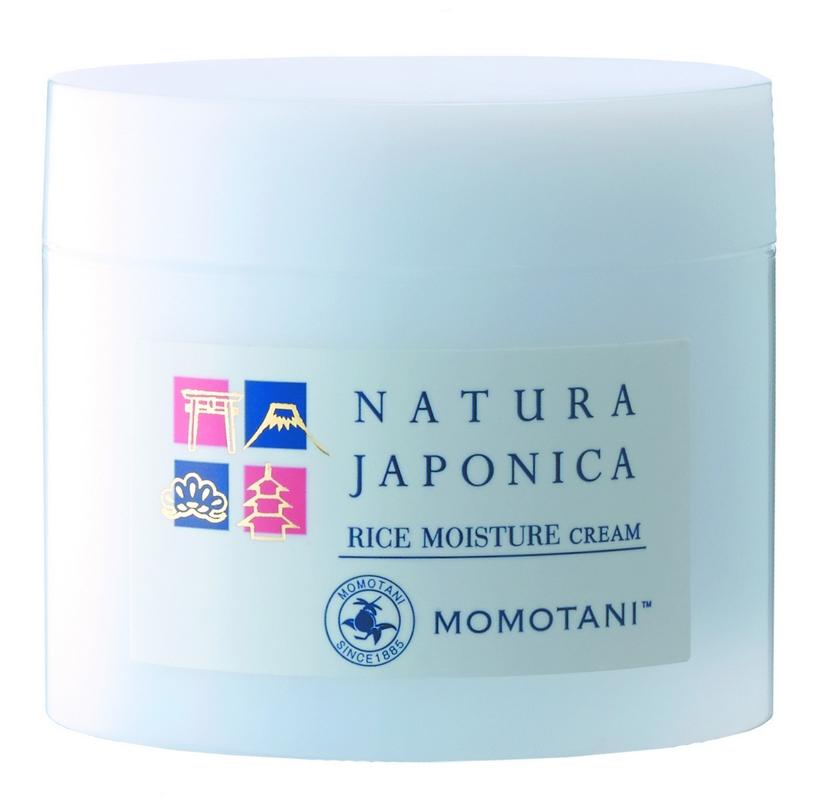 Momotani Увлажняющий крем с экстрактом ферментированного риса 48 г806018В состав крема входит 5 компонентов, полученных из риса. Крем глубоко увлажняет, питает кожу и придает ей упругость. Активные компоненты: Экстракт ферментированного риса богат минералами, аминокислотами и органическими кислотами (молочная, яблочная, лимонная и т. д.), а также имеет низкомолекулярный состав, что позволяет питательным веществам глубже проникать в кожу. Придает коже гладкость и упругость. Рисовый экстракт, получаемый из отборного белого риса, придает коже упругость, эластичность и насыщает ее влагой. Церамиды риса растительного происхождения, получаемые из рисовых отрубей и пророщенного риса, защищают кожу и удерживают в ней влагу. Экстракт рисовых отрубей, получаемый из рисовых отрубей и пророщенного риса, восстанавливает кожу, делая ее увлажненной и светящейся изнутри. Масло рисовых отрубей питает кожу, придает ей гладкость и упругость. Продукт производится из тщательно отобранного риса, произрастающего в префектуре Миэ, и родниковой воды с...