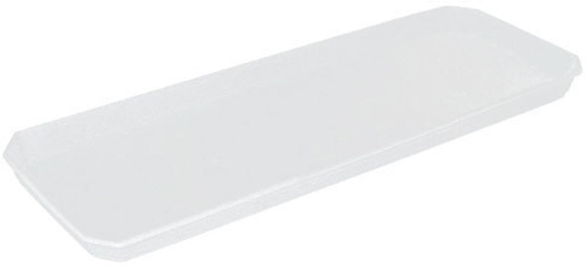 Поддон для балконного ящика InGreen, цвет: белый, длина 40 смING1040БЛПоддон для балконного ящика InGreen выполнен из прочного цветного пластика. Изделие предназначено для стока воды. Размер поддона: 37 х 14 х 2,4 см.