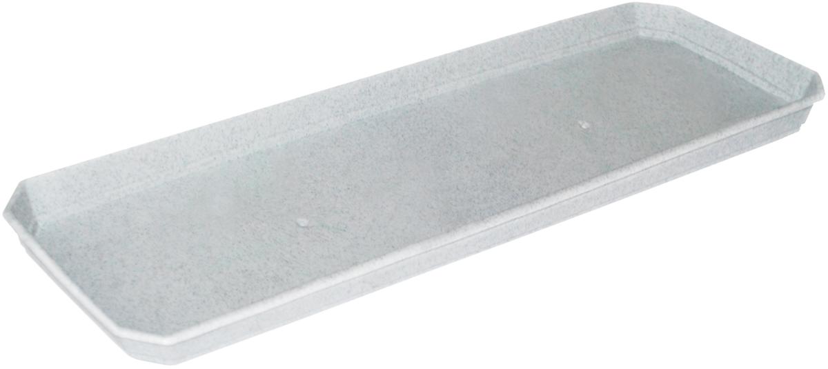 Поддон для балконного ящика InGreen, цвет: мраморный, длина 40 смING1040МРПоддон для балконного ящика InGreen выполнен из прочного цветного пластика. Изделие предназначено для стока воды.