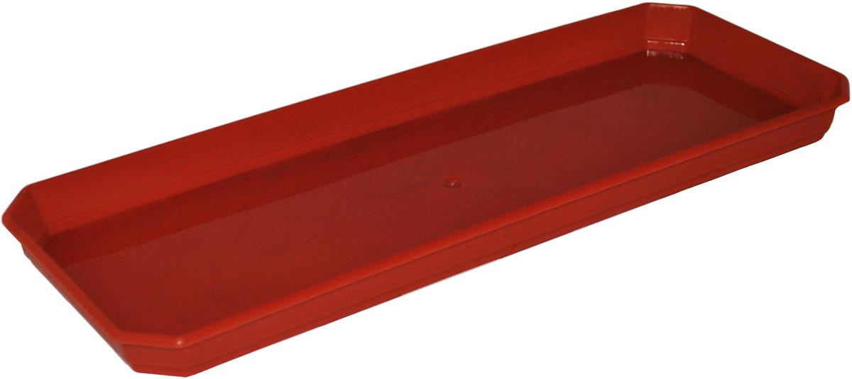 Поддон для балконного ящика InGreen, цвет: терракотовый, длина 40 смING1040ТРПоддон для балконного ящика InGreen выполнен из прочного цветного пластика. Изделие предназначено для стока воды.