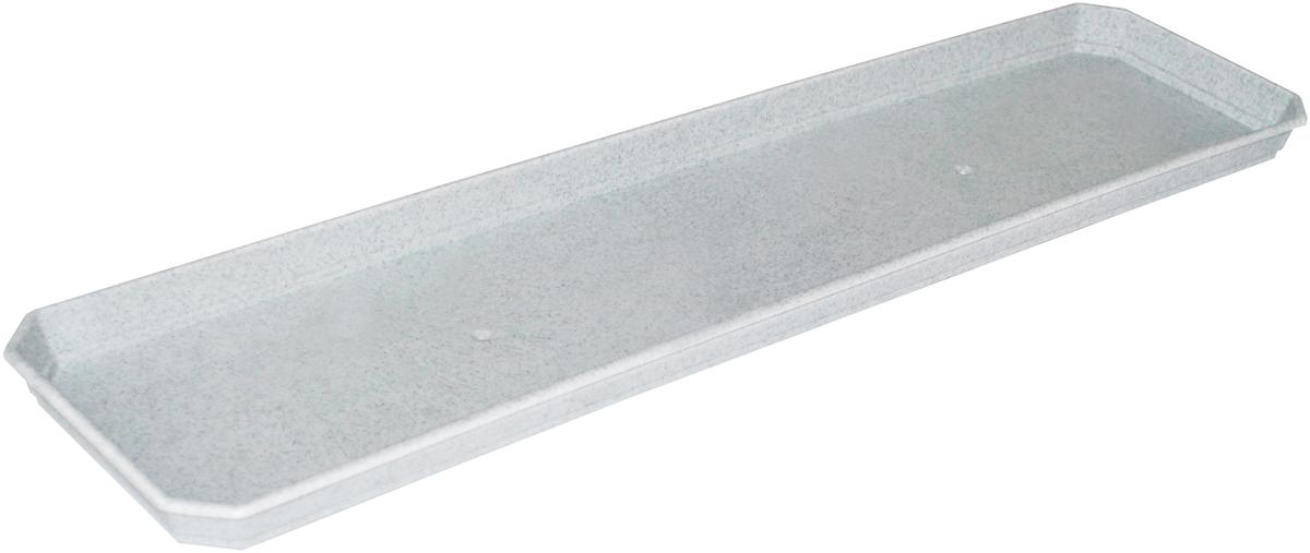 Поддон для балконного ящика InGreen, цвет: мраморный, длина 60 смING1060МРПоддон для балконного ящика InGreen выполнен из прочного цветного пластика. Изделие предназначено для стока воды.
