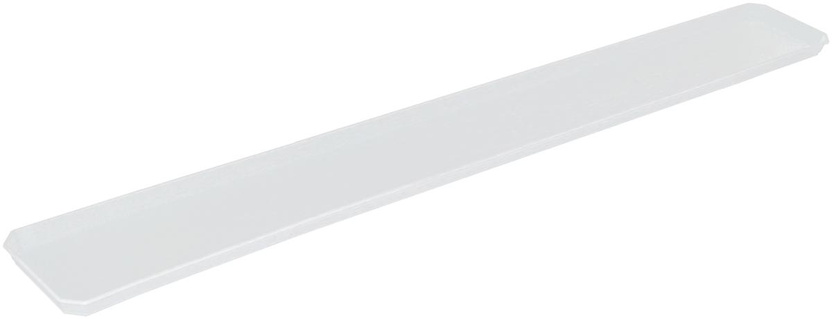 Поддон для балконного ящика InGreen, цвет: белый, длина 100 смING1100БЛПоддон для балконного ящика InGreen выполнен из прочного цветного пластика. Изделие предназначено для стока воды.