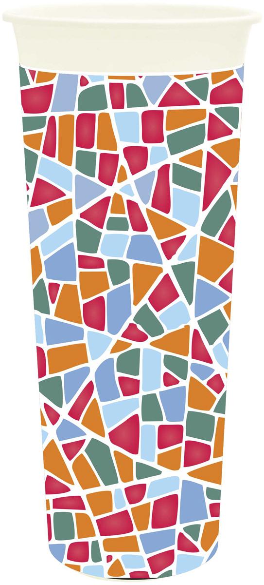 Ваза InGreen Модерн, высота 26 смING40002МДРВаза InGreen Модерн выполнена из высококачественного пластика и имеет изысканный внешний вид. Такая ваза станет идеальным украшением интерьера и прекрасным подарком к любому случаю. Высота вазы: 26 см.