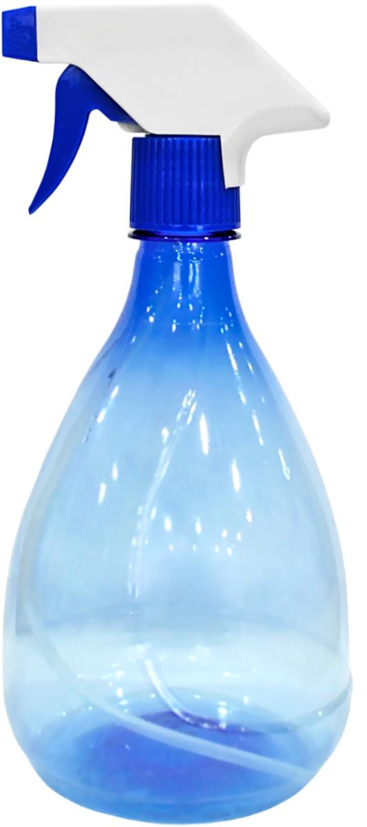 """Опрыскиватель InGreen """"Оазис"""", цвет: прозрачный, голубой, синий, 750 мл"""