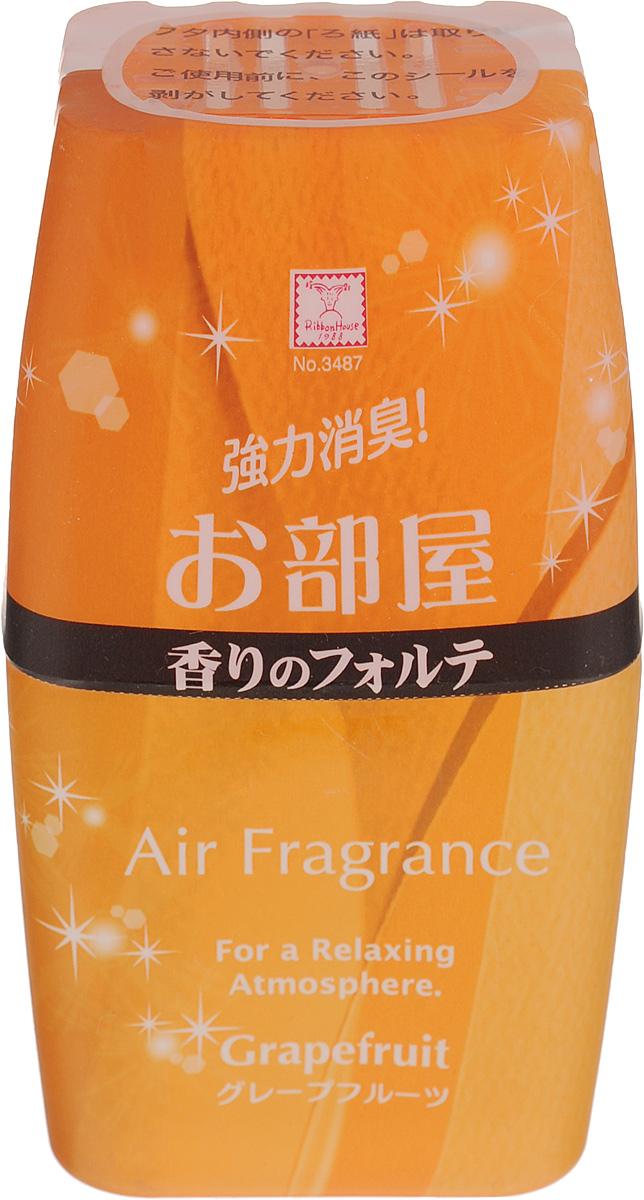 Фильтр посторонних запахов Kokubo Air Fragrance, с ароматом грейпфрута, 200 мл234875Фильтр посторонних запахов Kokubo Air Fragrance имеет дезодорирующие компоненты, которые легко и быстро распространяются по всему пространству помещения, активизируются при наличии в воздухе неприятных запахов, обволакивают и надолго нейтрализуют их. Безопасен в применении. Грейпфрут - природа соединила апельсин и шеддок, чтобы подарить вам неповторимый аромат жизнерадостных и свежих цитрусовых нот. Фильтр имеет универсальный дизайн, подходящий для любой комнаты. Способ применения: 1. Удалить защитную пленку с помощью отрыва перфорированной ленты по линии, указанной стрелкой. 2. Повернуть и снять верхнюю крышку. 3. Удалить защитный колпачок. 4. Надеть верхнюю крышку. Состав: дезодорант на жидкой основе, ПАВ (нейтрализаторы запаха), отдушка высокого качества, ПАВ (неионогенные Товар сертифицирован.