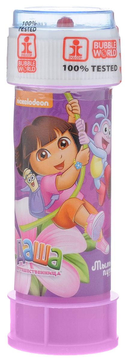 Веселая затея Мыльные пузыри Даша-путешественница 60 мл1504-0370Мыльные пузыри Веселая затея Даша-путешественница станут отличным развлечением на любой праздник! Парящие в воздухе, большие и маленькие, блестящие мыльные пузыри всегда привлекают к себе внимание не только детишек, но и взрослых. Смеющиеся ребята с удовольствием забавляются и поднимают настроение всем окружающим, создавая неповторимую веселую атмосферу солнечного радостного дня. В крышку встроена игрушка-лабиринт с шариком. Цвет баночки может меняться в зависимости от поступления товара на склад.